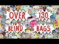 OVER 130 BLIND BAG OPENING! 🎁 Squishies, Lego & MORE September 2018 Compilation   Trusty Toy Channel