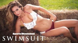 Hannah Davis Uncovered 2015 | Sports Illustrated Swimsuit thumbnail