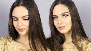 НОВОГОДНИЙ МАКИЯЖ 😻  Soft Holiday Makeup 2018