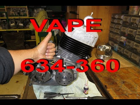VAPE  634 - 360  Обзор и установка  22.9.19.