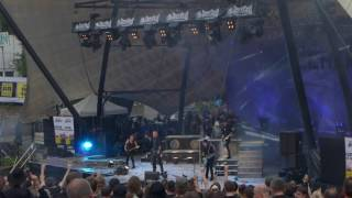 Download Eisbrecher - 1000 Narben - Rockfels 2016 MP3 song and Music Video