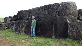 Vinapu on Easter Island