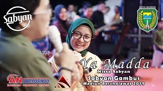 Download lagu Ma Madda Nissa Sabyan Sabyan Gambus Madiun Bersholawat 2019
