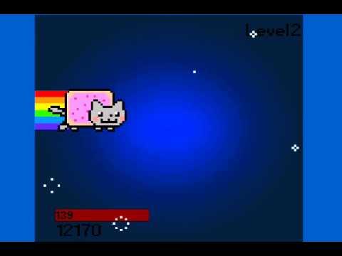 Nyan Cat [The Game] Nyan Cat Reloaded /Download in description