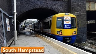 London Overground : South Hampstead | Watford DC Line ( British Rail Class 350 - 378 - 66 )