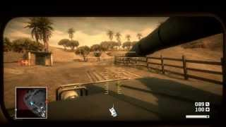 Battlefield: Bad Company - Mission 7 - Ghost Town - (Final)
