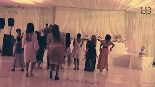Nimix performing at Mosima & Masego's wedding