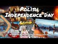 November 11th: Polish Independence Day