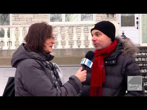 Playwright Steve Galluccio Speaks About St-Leonard