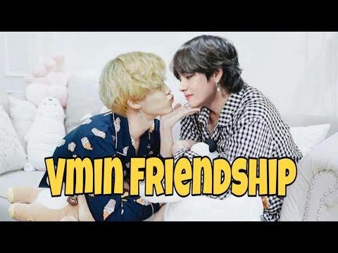 BTS JIMIN And TAEHYUNG ( 95 LINE BTS )