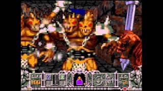 The Port Corner - Hexen for Sega Saturn