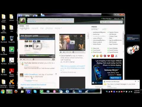 Windows Live Messenger + Mail Short Review 2