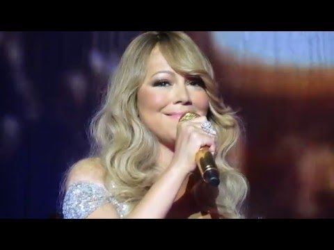 Mariah Carey and Whitney Houston Live at Glasgow. When you believe. March 15th 2016