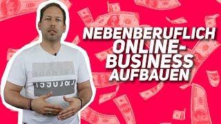 Nebenberuflich Online Business aufbauen: So geht es!