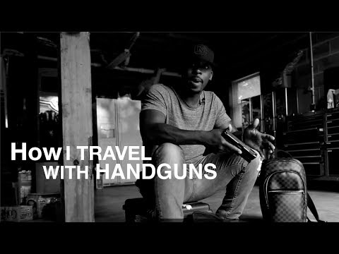 HOW I TRAVEL WITH HANDGUNS  | NOIR SHORTS: S6