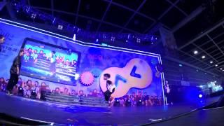 acghk hk dance power 2015 2on2 freestyle battle