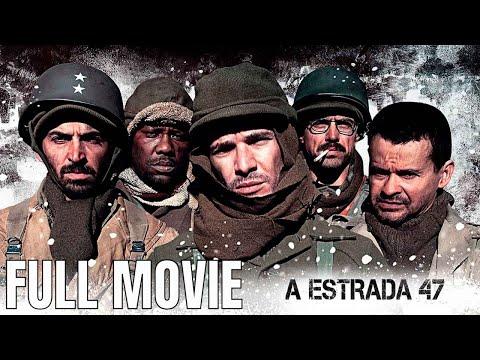 The Lost Patrol - A Estrada 47   Full Action Movie