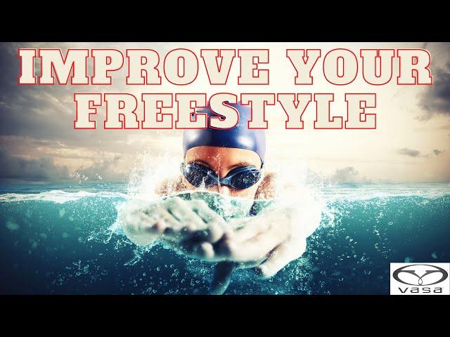 Triathlon Training: How to Improve Your Freestyle Swim - Part 5