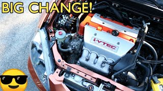 Gambar cover DC5 engine bay REFRESH! (AMAZING RESULTS!) | Project Orange - Part 6 | Episode 40