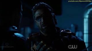 Дэфстроук и Оливер против Джо и его людей в сериале