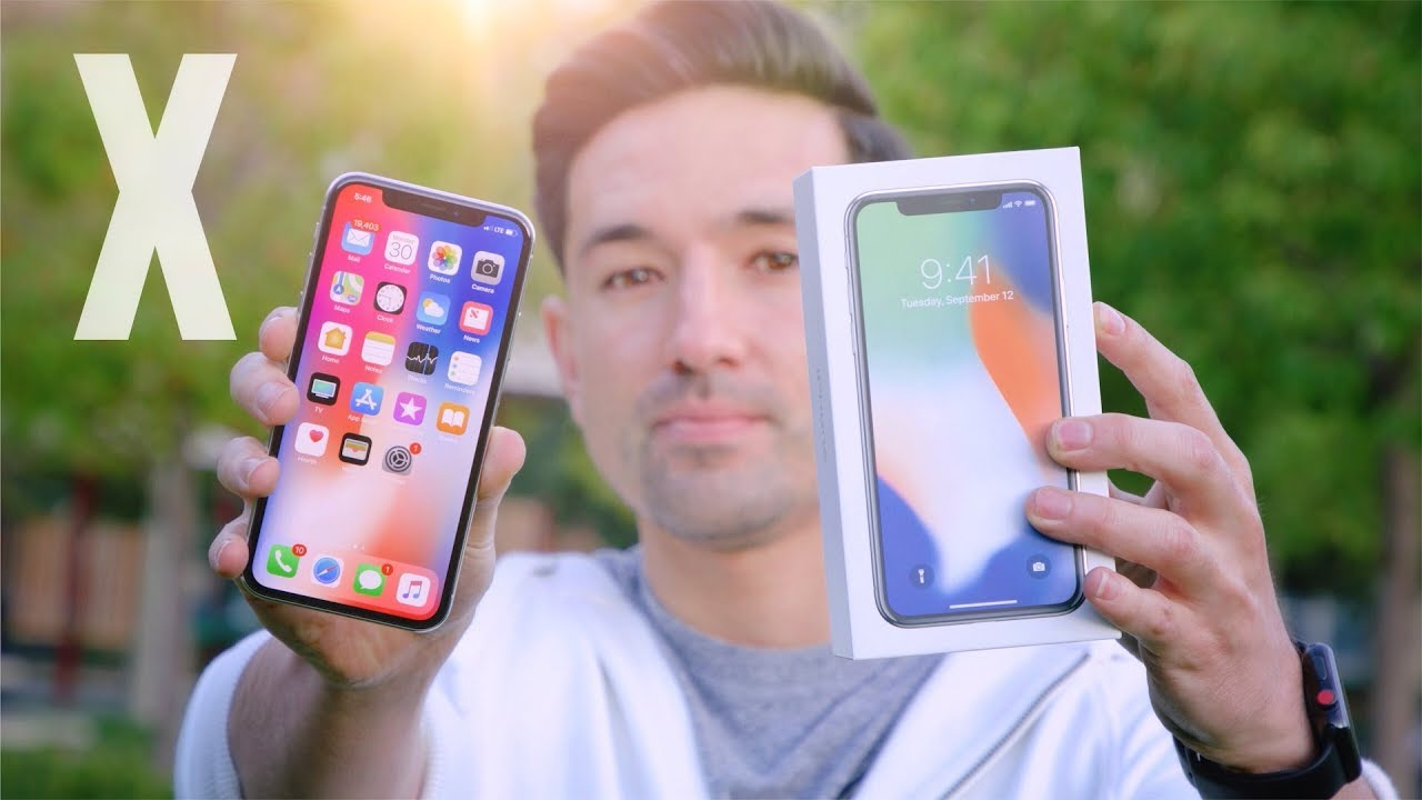 early-apple-iphone-x-unboxing