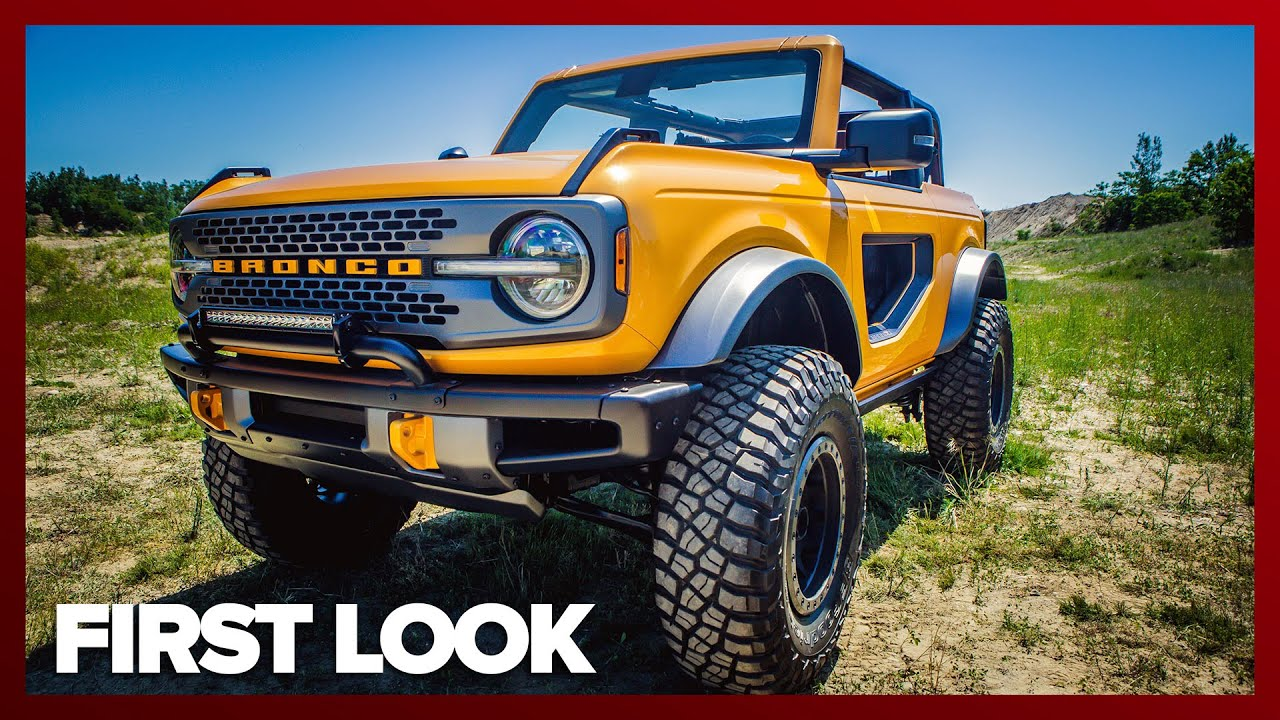 Ratings 2021 Ford Bronco Youtube