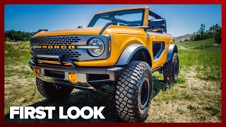 2021 Ford Bronco: First Look Review