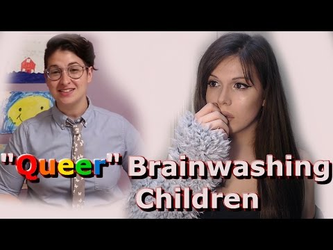 Thumbnail: The Worst SJW Yet: Brainwashing Children