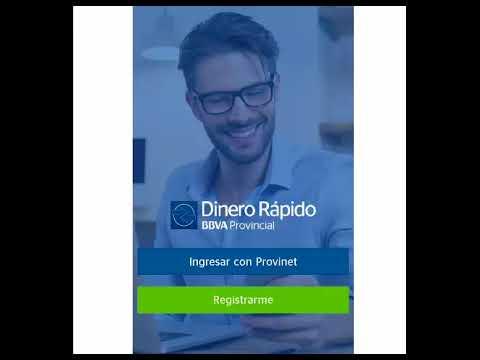 Pago Rapido  BBVA Banco Provincial