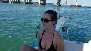 Ep. 30 [Actually] Sailing the ICW (Miami)
