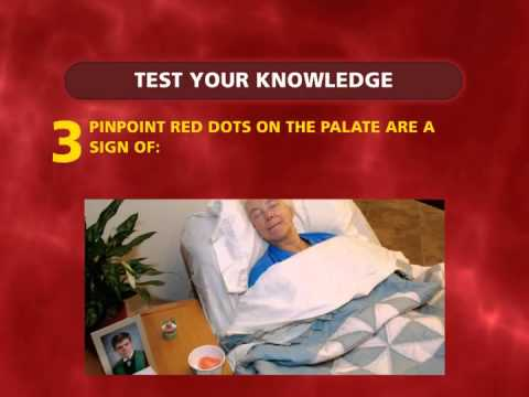 Considerations for Palliative Care - Test your knowledge
