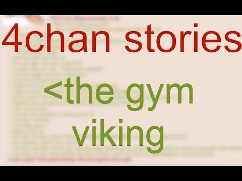The gym viking