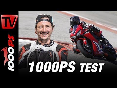Motorrad Paradies - Traumjob Reifentest - Bridgestone Battlax R11 Test