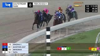 Vidéo de la course PMU MAIDEN SPECIAL WEIGHT 1800M