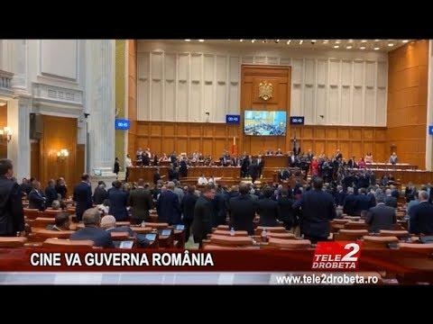 CINE VA GUVERNA ROMaNIA