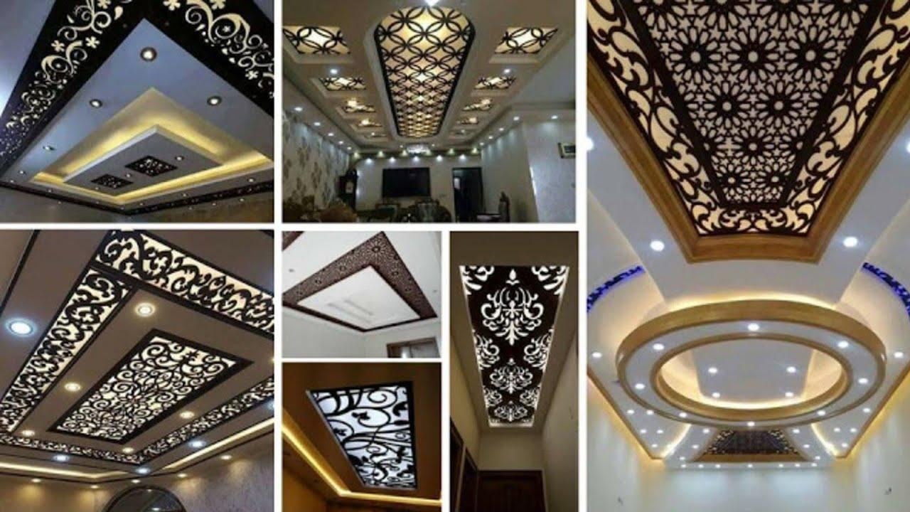 Latest Cnc False Ceiling Designs Ideas Living Room False