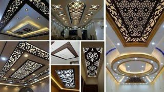 latest CNC False Ceiling Designs Ideas|| living room false ceiling design|| false ceiling design