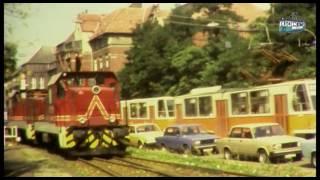 Strassenbahnen in Berlin 1990 - Berliner Straßenbahnen in der Wendezeit - tram in East-Berlin