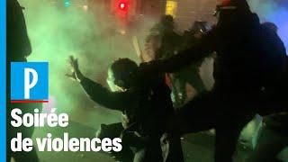 Paris : un policier frappé au sol place de la Bastille