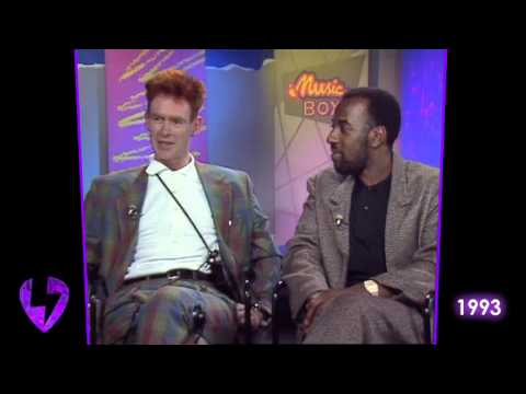Simply Red: On Mick Hucknall The Eccentric (Interview - 1993)