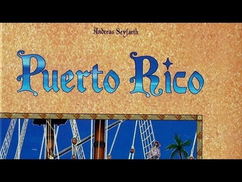 Puerto Rico: How to Play