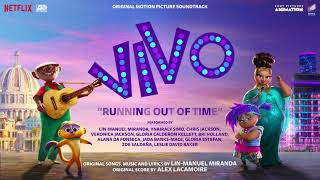 Running Out Of Time - The Motion Picture Soundtrack Vivo (Official Audio)
