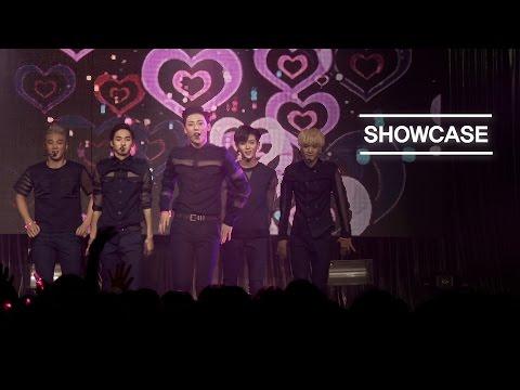 [MelOn Premiere Showcase] NU'EST(뉴이스트) _ Good Bye Bye(굿바이바이) & 3 other songs(외 3곡) [ENG/JPN/CHN SUB]