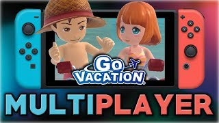 Go Vacation | Multiplayer | Nintendo Switch
