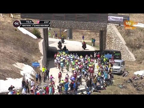 Giro de Italia 2016. Etapa 14 (HD)