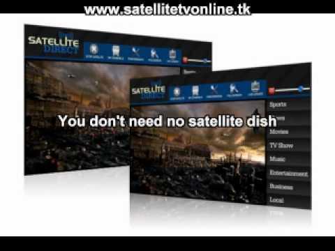 Satellite TV China