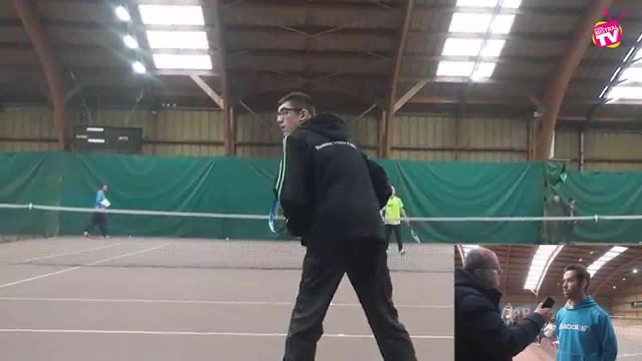 Championnat d partemental de tennis sport adapt youtube - Championnat departemental tennis de table ...