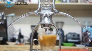 Máy pha cà phê nén bằng tay Rok Espresso Maker (Handle Espresso)