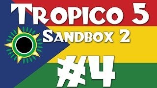 Tropico 5: More Hardmode Sandbox! - Part 4