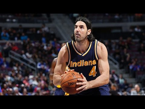 Luis Scola Pacers 2015 Season Highlights